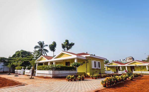 kiit hospitality cottage